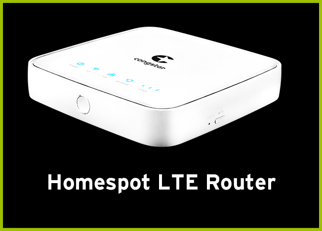 Homespot WLAN Router